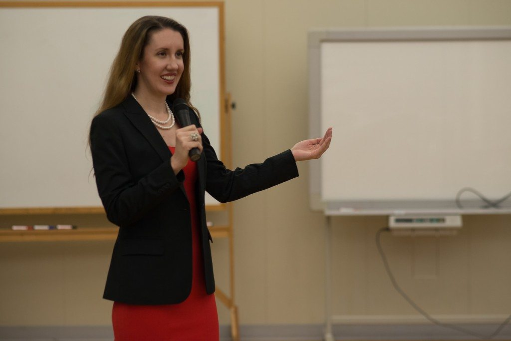 Career Speaking