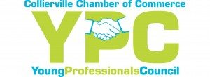 collierville young professional council logo
