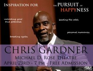 Chris Gardner Flyer