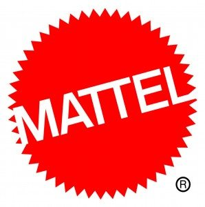 mattel logo no box