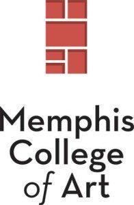 memphis college of art logo